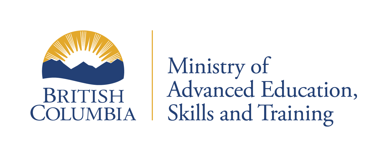 Logo: Ministry of Advanced Education, Skills and Training